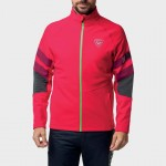 BLUZA ROSSIGNOL HERO CLIM DARK RED 20/21