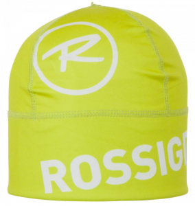 CZAPKA ROSSIGNOL L3 XC WORLD LIGHT YELLOW