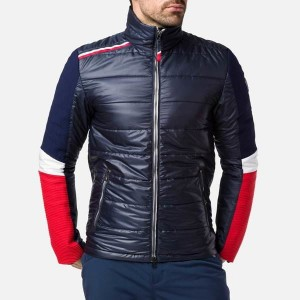 KURTKA ROSSIGNOL PALMARES LIGHT JKT NAVY BLUE