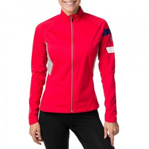 KURTKA ROSSIGNOL W POURSUITE JKT RED