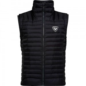 KAMIZELKA ROSSIGNOL LIGHT DOWN VEST BLACK