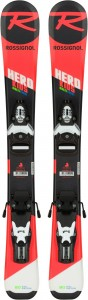 NARTY ROSSIGNOL HERO PRO / TEAM4 BLACK