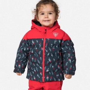 KURTKA ROSSIGNOL KID FLOCON JKT 90C