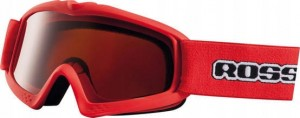 GOGLE ROSSIGNOL RAFFISH S RED