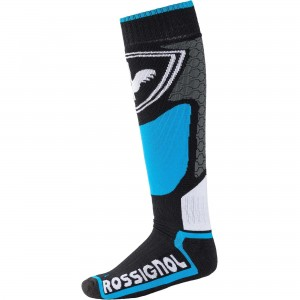 SKARPETY/GETRY ROSSIGNOL L3 WOOL & SILK BLUE