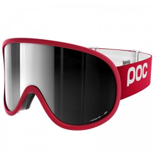 GOGLE RETINA BIG - RED