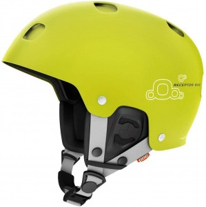 KASK POC RECEPTOR BUG ADJUSTABLE 2.0 HEXANE YELLOW