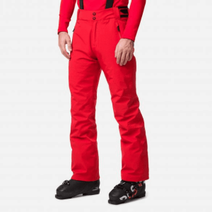 SPODNIE ROSSIGNOL COURSE PANT RED