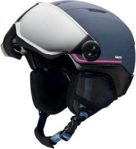 KASK ROSSIGNOL WHOOPEE VISOR IMPACTS BL/PK