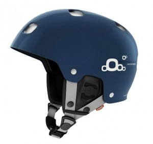 KASK POC RECEPTOR BUG ADJUSTABLE 2.0 LEAD BLUE