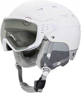 KASK ROSSIGNOL ALLSPEED VISOR IMPACTS W PHOTO