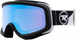 GOGLE ACE HP MIRROR BLACK-CYL
