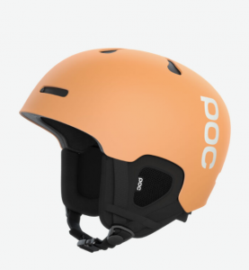 KASK POC AURIC CUT LIGHT CITRIN ORANGE