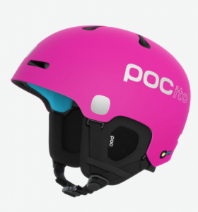 KASK POC POCITO FORNIX SPIN FLUORESCENT PINK