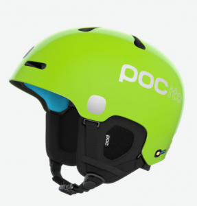 KASK POC POCITO FORNIX SPIN FLUORESCENT YELLOW/GREEN