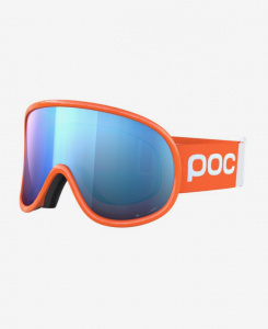 GOGLE POC RETINA BIG CLARITY COMP ORANGE