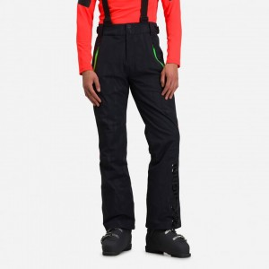 SPODNIE ROSSIGNOL HERO COURSE PANT BLACK 21/22