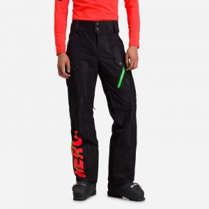 SPODNIE ROSSIGNOL HERO TYPE PANT BLACK 21/22