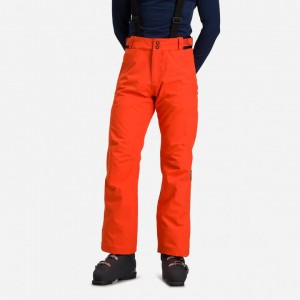 SPODNIE ROSSIGNOL COURSE PANT OXY ORANGE 21/22
