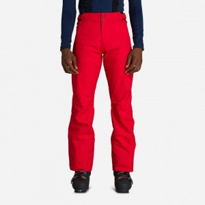 SPODNIE ROSSIGNOL SKI PANT SPORTS RED 21/22