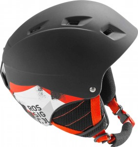 KASK ROSSIGNOL COMP J BLACK LED