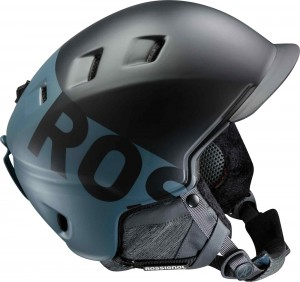 KASK ROSSIGNOL PURSUI S BLACK/GREY