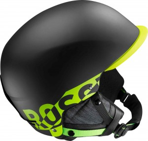 KASK ROSSIGNOL SPARK-BLACK/YELLOW