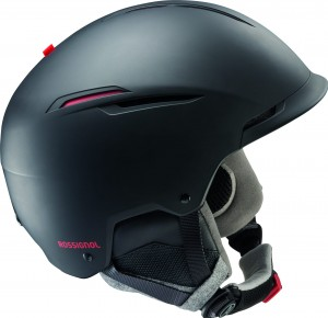 KASK ROSSIGNOL TEMPLAR IMPACTS-CORE BLACK