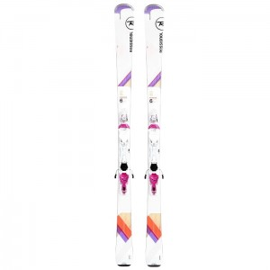NARTY ROSSIGNOL FAMOUS 6 LTD / XPRESS W 10 B83
