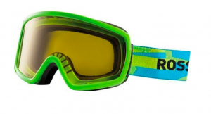 GOGLE ROSSIGNOL RADICAL GREEN/BLUE