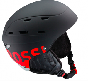 KASK ROSSIGNOL REPLY HP BLACK/RED